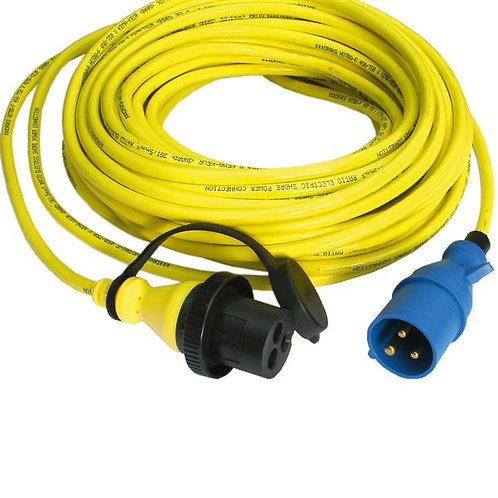 Victron Shore Power Cable 16 Amp -15 meter