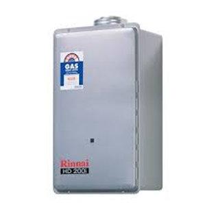 Rinnai HD200i Gas Geyser 2632L/m - LPG