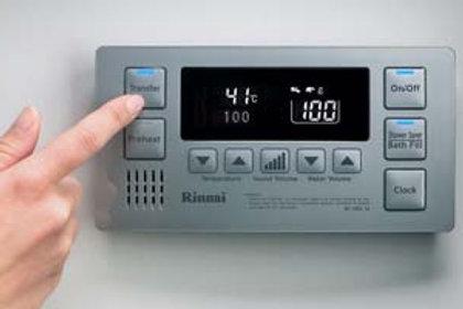 Rinnai  Delux Bathroom Controller