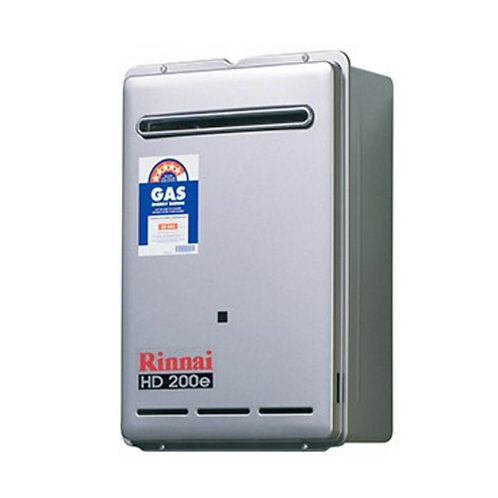Rinnai HD200e Gas Geyser 2632L/m - LPG