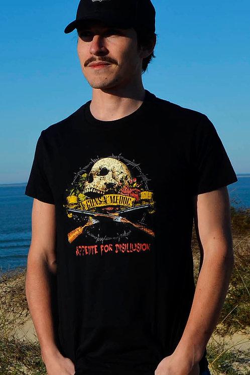 T-shirt GUNS N'MEDOC