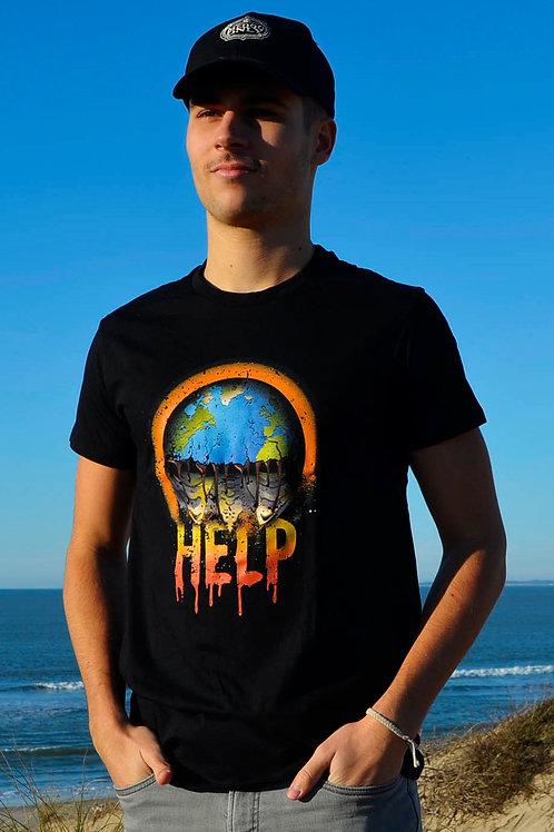 T-shirt HELP