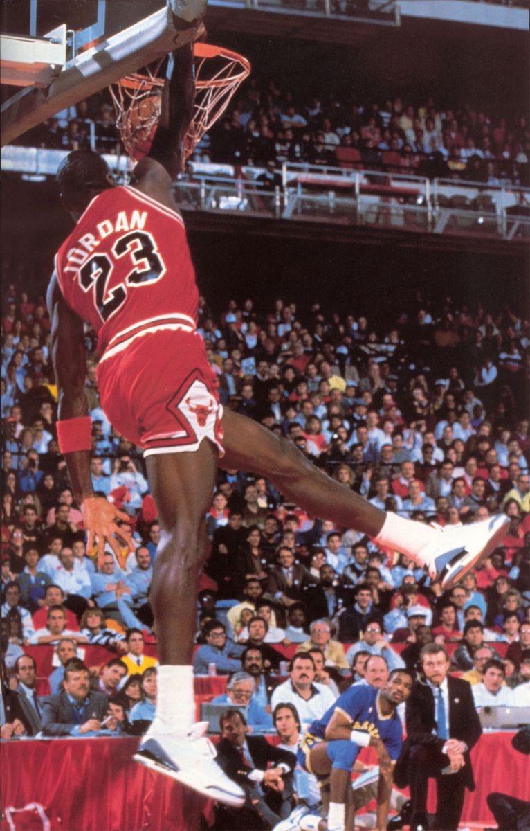 Air Jordan 3 - 1988