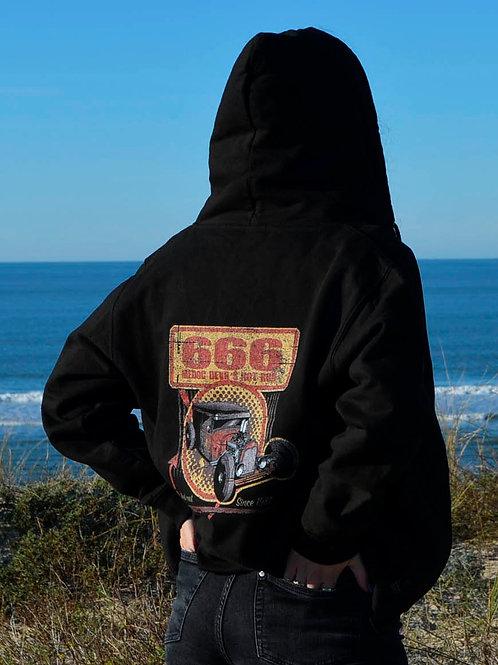 Veste 666 Devil's Hot Rod