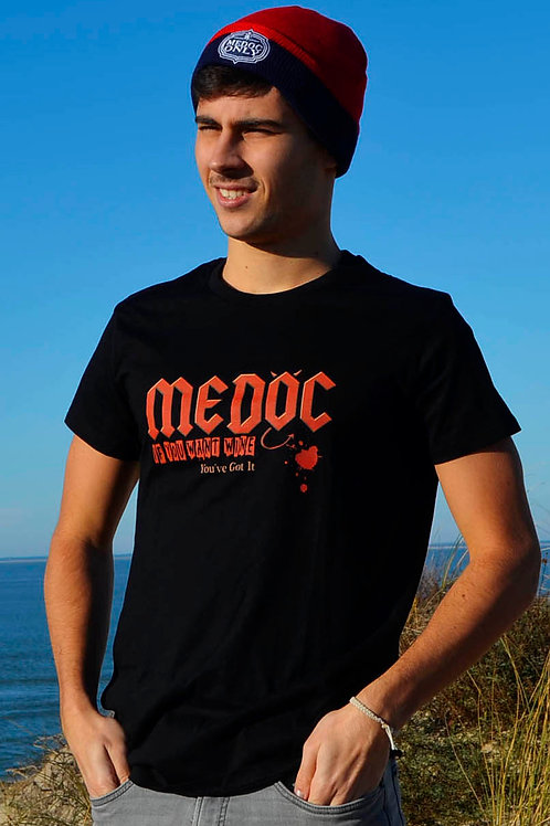 T-shirt AC/DC