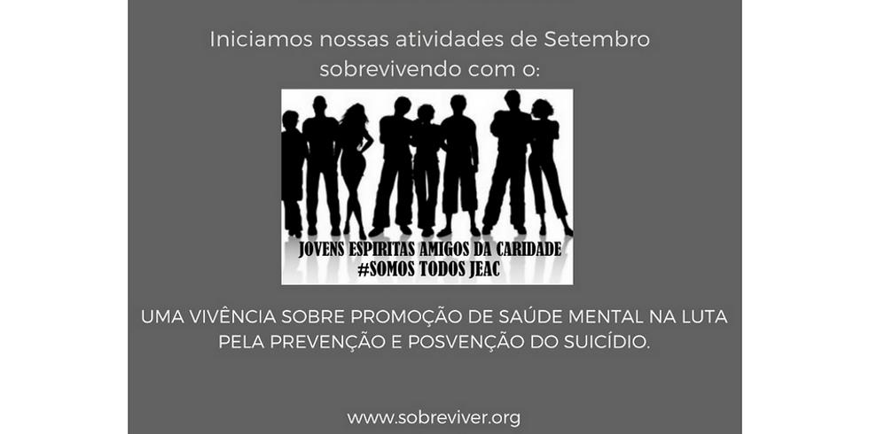 GESK - Carapicuíba - Precisamos falar sobre suicídio!