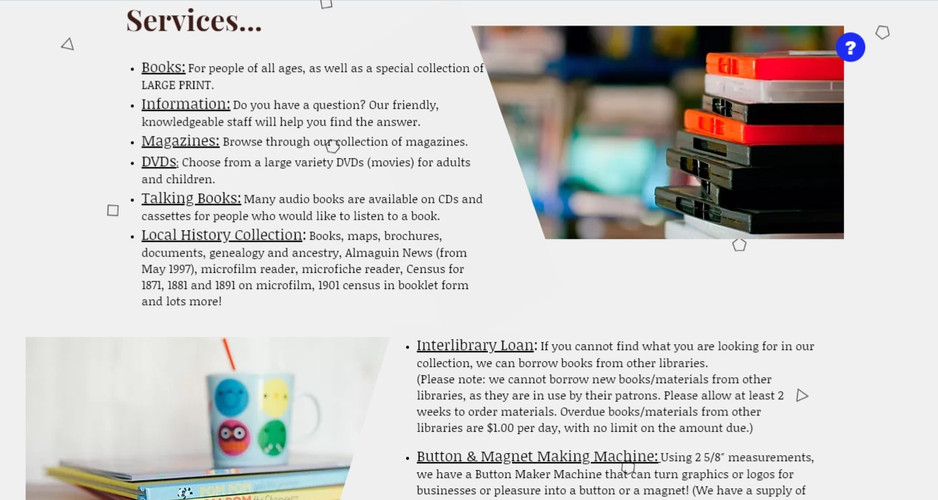 BFPL Layout Services Page