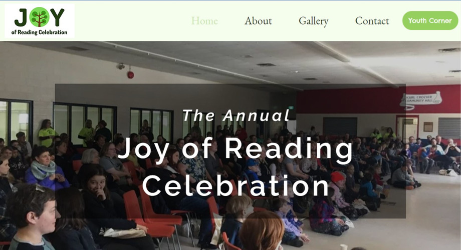 Joy of Reading Celebration (Home)