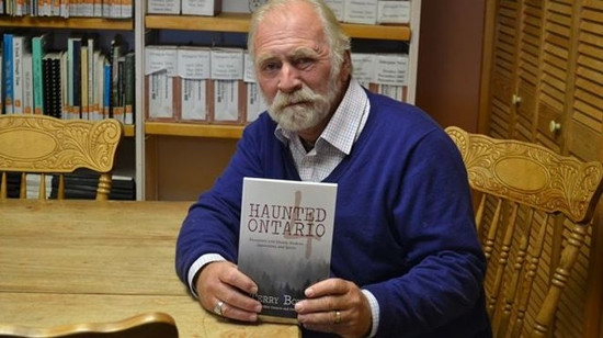 Haunted Ontario - Terry Boyle
