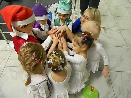 Школа танцев для детей в Щербинке