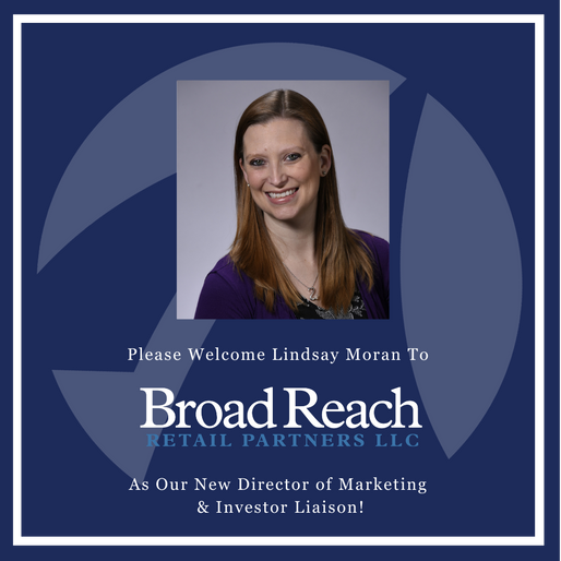 Broad Reach Welcomes Lindsay Moran as Director of Marketing & Investor Liaison