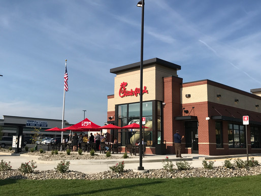Broad Reach Retail Partners (BRRP) announces the opening of a 4,374 sf Chick-Fil-A located in Carlis