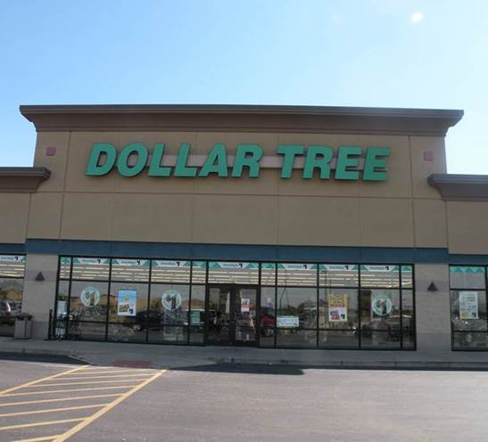Wood River Center Dollar Tree