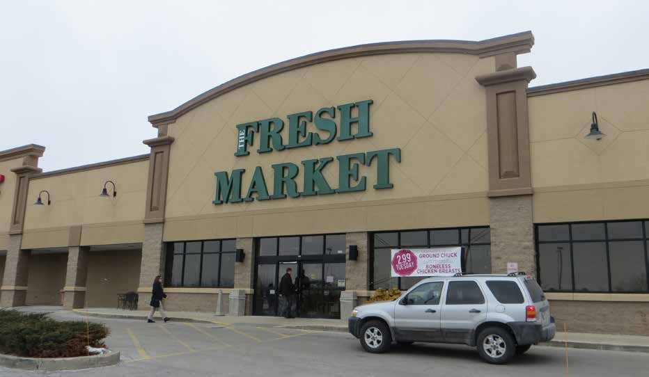 Fresh Market Photo