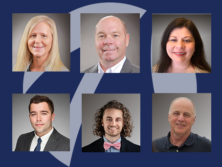 Broad Reach is Pleased to Share Several Internal Team Promotions and New Additions to Our Crew!