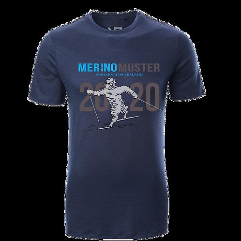 2020 Merino Muster -ShirtT