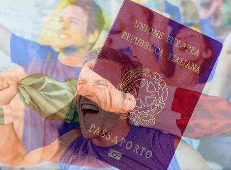 Tipos de Cidadania Italiana