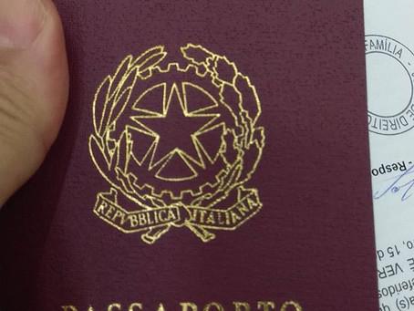 Quem tem direito à Cidadania Italiana?