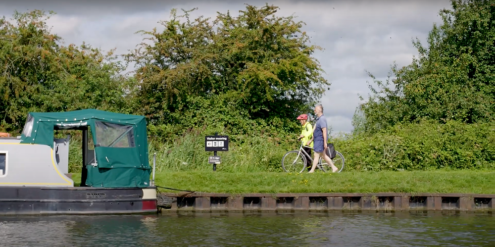 Gloucestershire case study film of Cotswold Canal Trust by Dashing Bear Productions