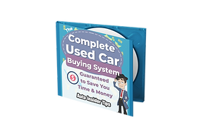 Complete Used Car Buying System - Video.