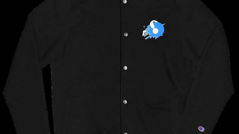 NoLabel Attire Champion Bomber Jacket