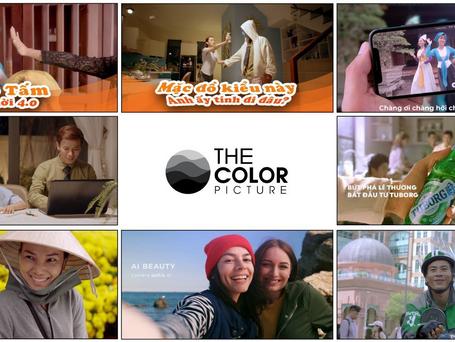 Khám phá những chiến dịch ấn tượng từ Creative Production House The Color Picture năm 2020