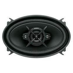 """Sony 4"""" x 6"""" R-Series Full-Range 4-Way Speakers"""