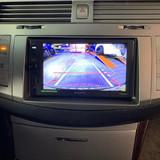 Backup Camera View through Sony Head Unit