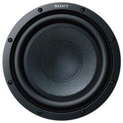 """Sony 10"""" Honeycomb SVC 4 Ohm Subwoofer, 1800W/ 350W"""