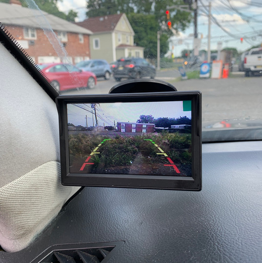 iBEAM Color Monitor for Backup Camera