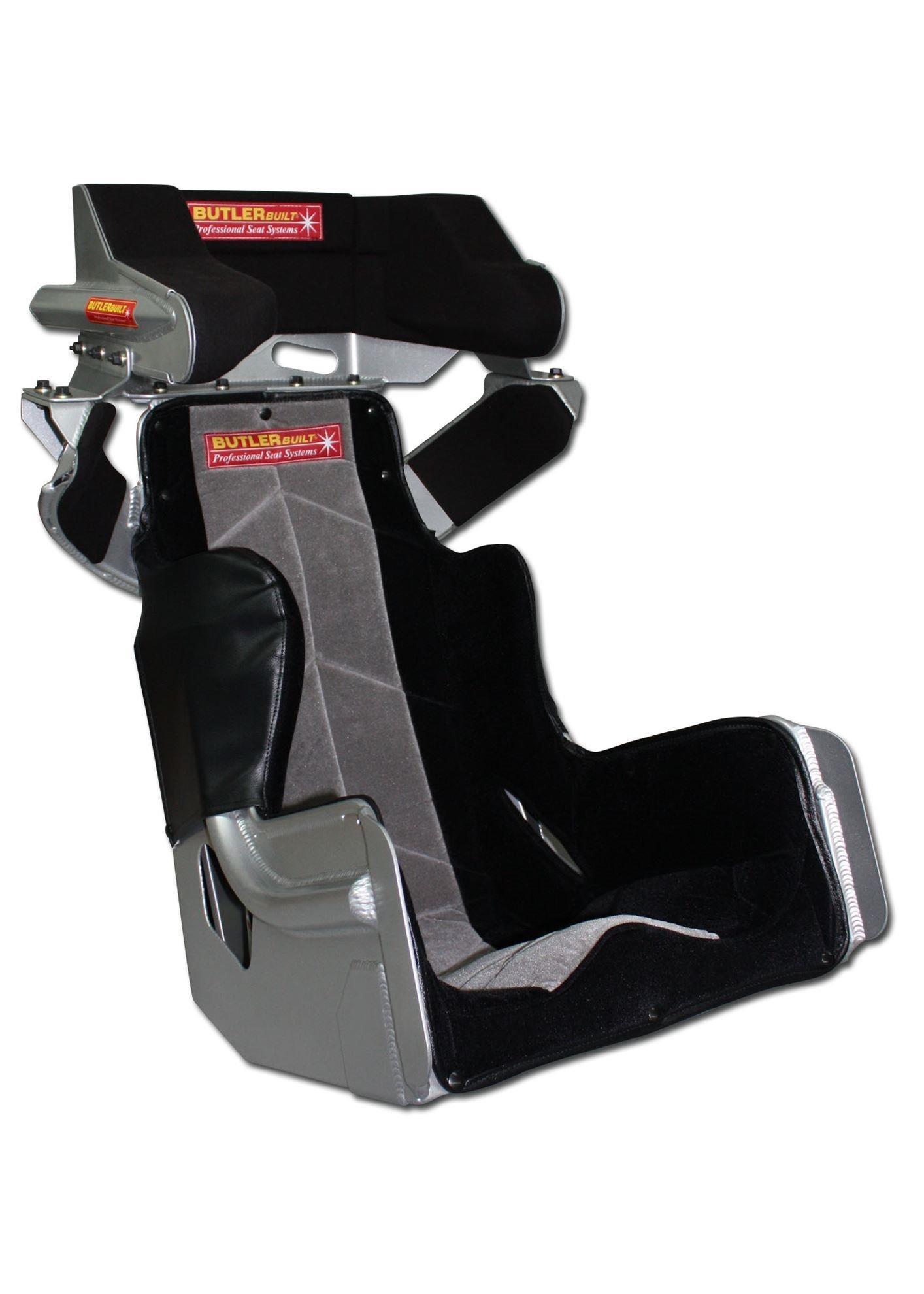 ButlerBuilt Advantage II Speedway 25° Layback Seat