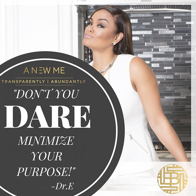 Don't you DARE Minimize Your Purpose!