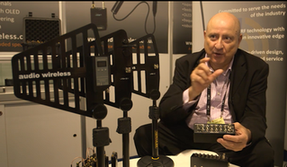 Audio Wireless showcases brand new trio of LPDA antennas and the latest additions to our Antenna &am