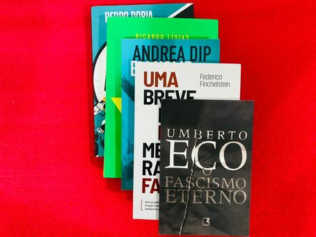 5 livros essenciais para entender o fascismo