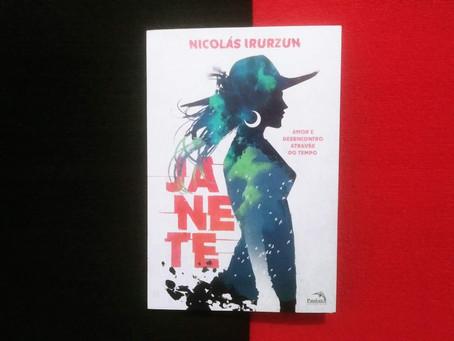 Resenha: 'Janete' é livro saboroso que brinca com viagem no tempo