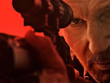 Crítica: 'Na Mira do Perigo', no Telecine, é típico filme de ação de Liam Neeson