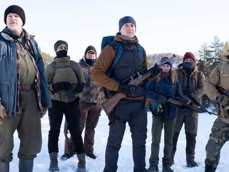 Crítica: 'O Declínio', da Netflix, é filme banal sobre sobrevivência