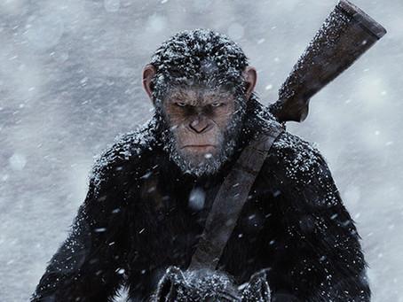 'Planeta dos Macacos: A Guerra' encerra trilogia com chave de ouro