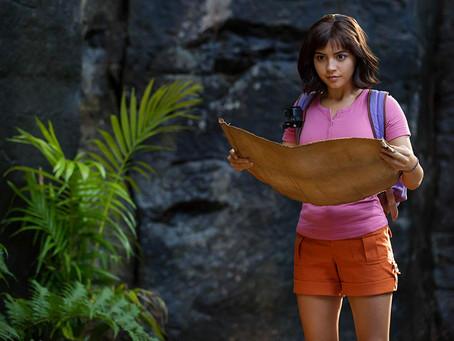 Crítica: 'Dora e a Cidade Perdida' é para crianças bem, bem pequenas