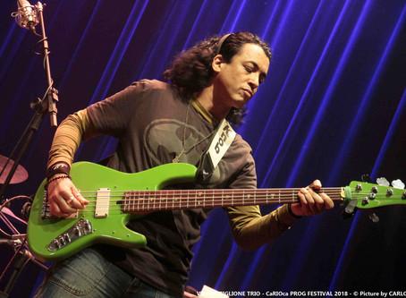 Jorge Pescara lança 'Grooves in the Eden', novo CD solo