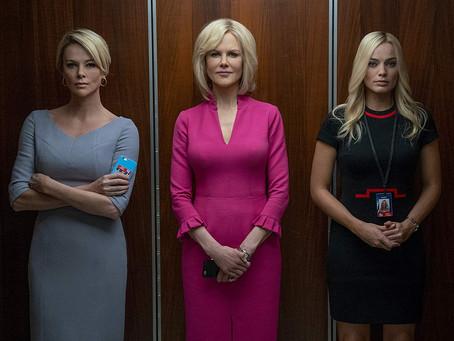 Crítica: 'O Escândalo' é filme forte, mas que não se arrisca