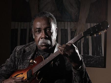 Agenda Cultural: 'bluesman' Jesse Robinson faz três shows em São Paulo