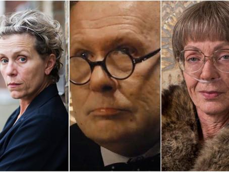 Premiações revelam os favoritos ao Oscar deste ano