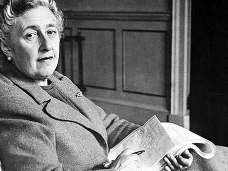 5 livros para conhecer a escritora Agatha Christie