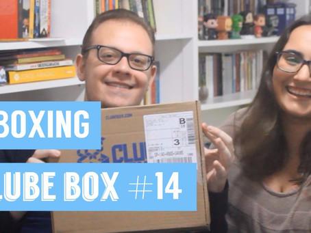 Vídeo: unboxing da Clube Box 'Quanto mais engraçado melhor'