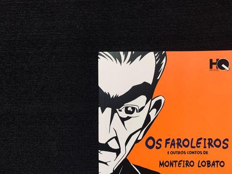 Resenha: Monteiro Lobato em quadrinhos é deliciosa viagem à literatura
