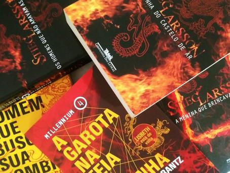 Novos livros da saga 'Millennium' insultam memória de Stieg Larsson