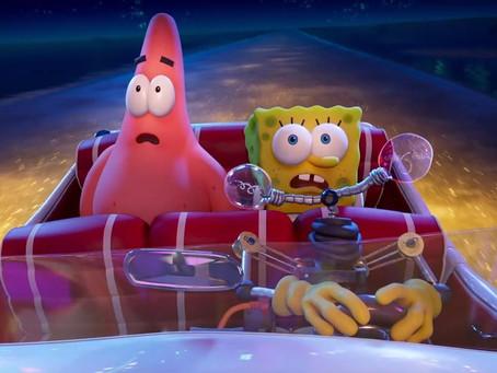 Crítica: 'Bob Esponja: O Incrível Resgate' mistura inovação e nostalgia na Netflix
