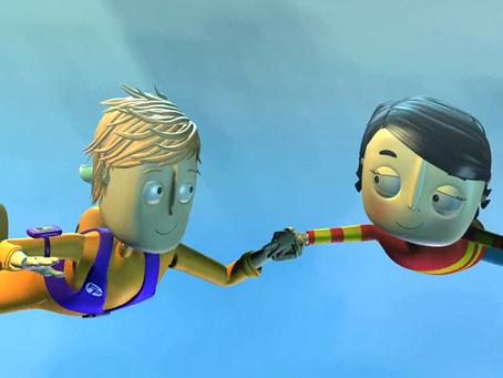 'Bruxarias' é animação simples, mas que diverte crianças