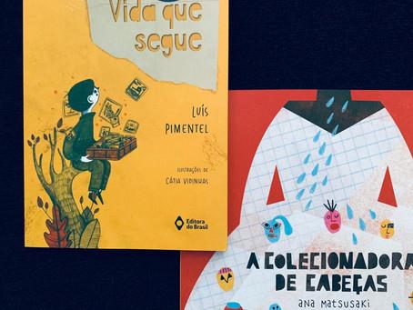 2 maravilhosos livros infanto-juvenis para crianças